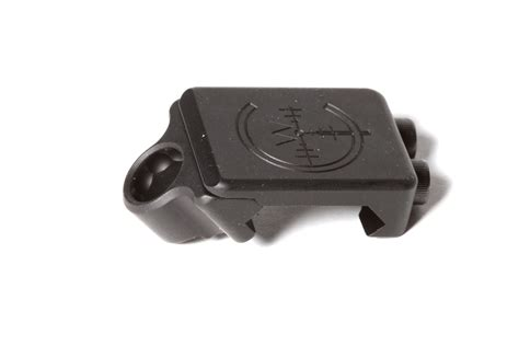 Rail Sling Qd 45 offset 1913 rail qd rotation limited sling mount n slot