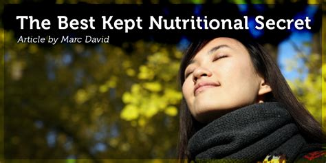 libro best kept secret the the best kept nutritional secret psychology of eating