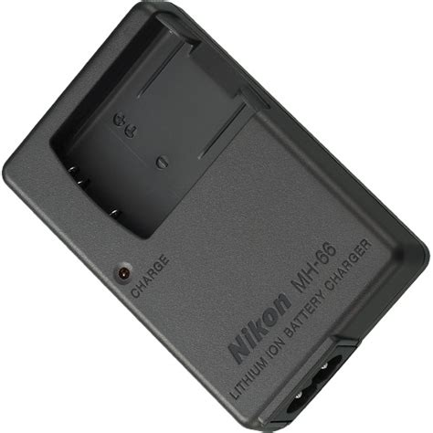Nikon En El19 nikon mh 66 battery charger for en el19 battery