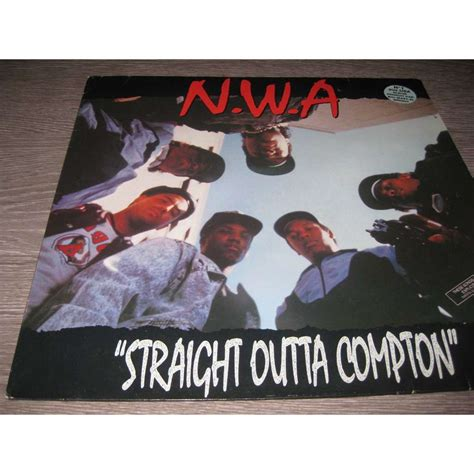 Nwa Compton outta compton by nwa lp with djdjack ref 117655354
