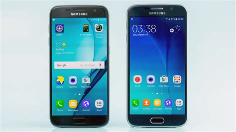 samsung galaxy s6 vs galaxy s7 comparison it s that time