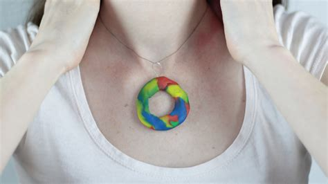 how to make clay jewelry how to make polymer clay jewelry with pictures wikihow