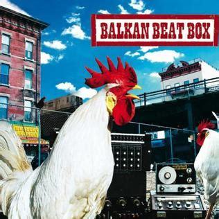Balkan Beat Box   balkan beat box album wikipedia