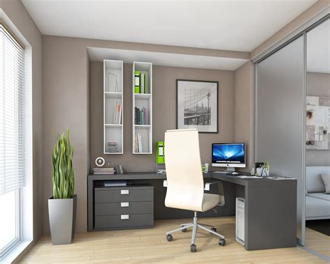 15 collection of fitted office furniture