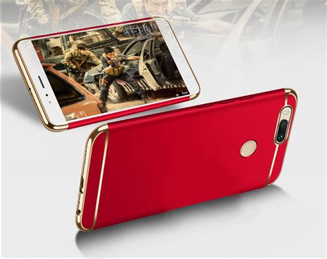 Casing Murah 3 In 1 Plated Pc Frame Bumper Iphone 6 6s Black Svlc01 bakeey luxury 3 in 1 plating frame splicing pc