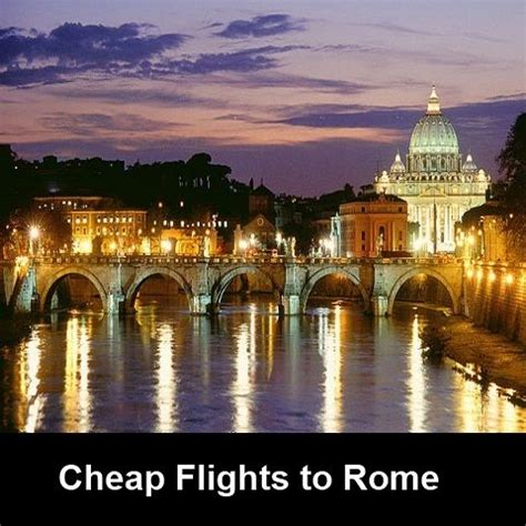 cheap flights to rome 2017 ototrends net