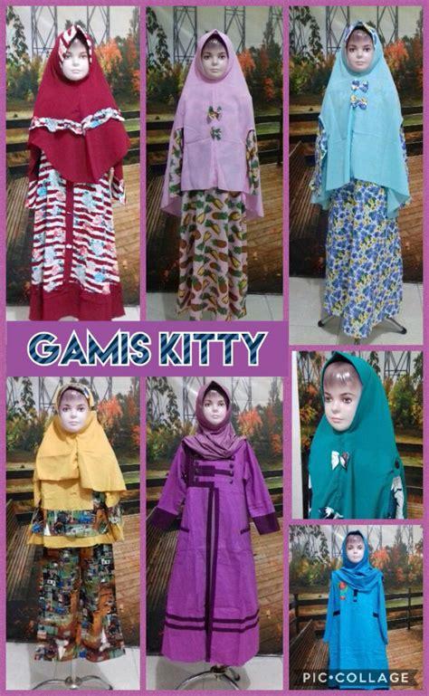 Penjahit Gamis Anak Surabaya distributor gamis anak perempuan syar i murah surabaya 76ribu