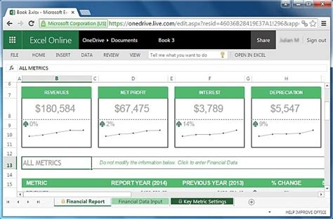 financial reporting templates in excel free financial report templates for excel