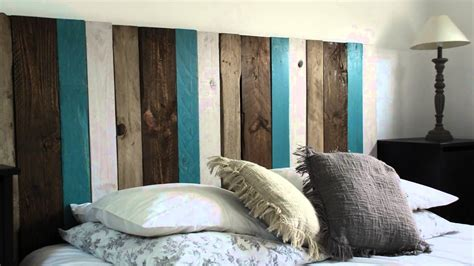 camas de pallets cama hecha  palets muebles de