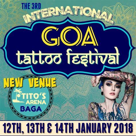 Tattoo Convention Goa 2018 | 3rd goa tattoo festival january 2018