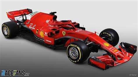 Ferrari F1 by Interactive Compare Ferrari S New 2018 F1 Car With Last