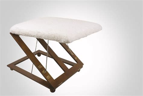 Folding Foot Stool For Air Travel by Folding Adjustable Footstool Shop Wowcher