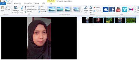 cara membuat opening video dengan movie maker cara membuat video slide show dari foto dengan movie maker