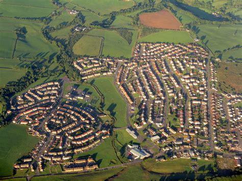 drongan village  playing fields    richardson geograph britain  ireland
