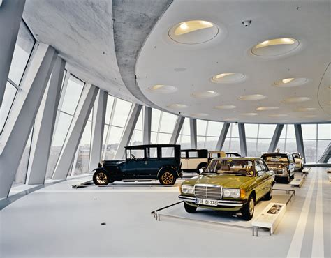mercedes benz museum interior selux mercedes benz museum