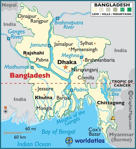 where is dhaka on the world map bangladesh maps flags