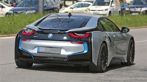 Bmw I8 Performance by Potential High Performance Bmw I8 Variant Spied With