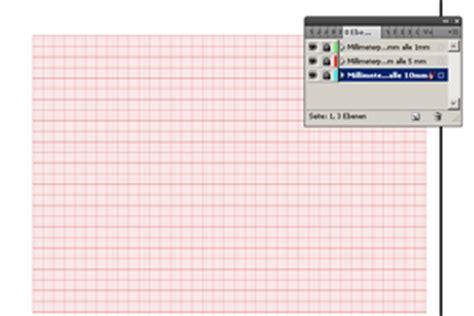 Vorlage Word Millimeterpapier Millimeterpapier A4 Adobe Indesign F 252 R Cs5 Psd Tutorials De