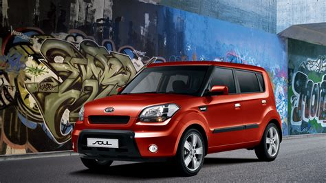 Small Car Kia Small Kia Car Wallpaper Hd Wallpapers