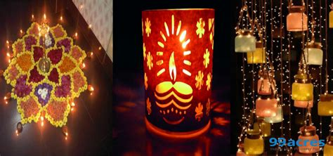 Diwali Home Decor by Low Cost Home Decor Ideas For Diwali