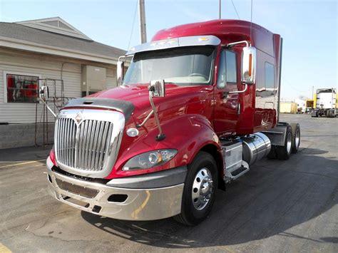 international semi truck 2015 international prostar sleeper semi truck for sale