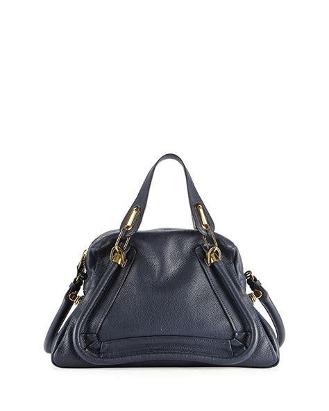 J H Cloe Tote Bag chlo 233 paraty shoulder bag in blue lyst