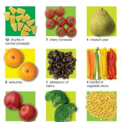 fruit 5 a day portions 10 images about healthy on fruits and