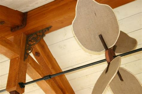Horizontal Paddle Ceiling Fans by Horizontal Ceiling Fans With Paddles Bring Back A