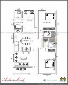 2500 sq ft floor plans simple elevation house plan in below 2500 sq ft architecture kerala