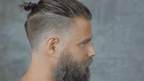 length hair neededfor samuraihair the samurai man bun