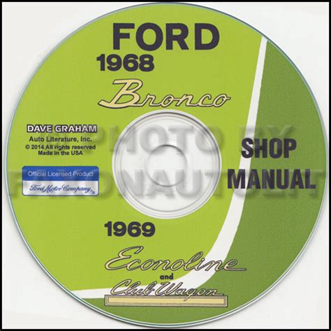 what is the best auto repair manual 1969 chevrolet camaro navigation system 1968 ford bronco and 1969 econoline club wagon cd repair shop manual