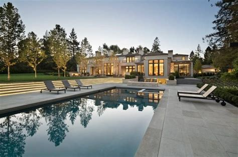 paul allen house microsoft co founder and billionaire paul allen s new 27m home