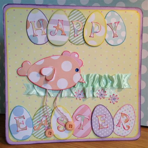 free easter cards to make free easter card idea cardmakingandpapercraft