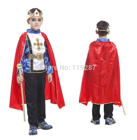 free shipping 3size new boys king