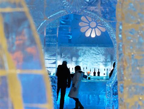 hotel de glace h 244 tel de glace tourist city and area