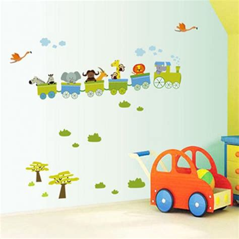 removable wall stickers for rooms new removable sticker animal roller style wall stickers
