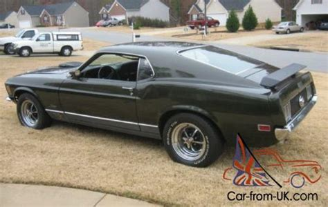 1970 mustang for sale cheap 1970 ford mustang mach 1 fastback cheap project car