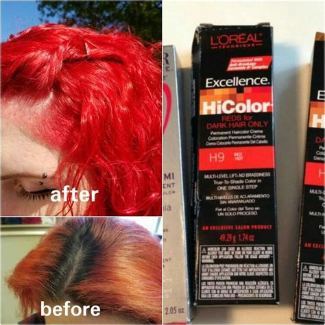 loreal hicolor colors 17 best ideas about loreal hicolor on