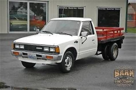 Purchase Used 1988 Nissan Pickup Salvage For Parts Only In