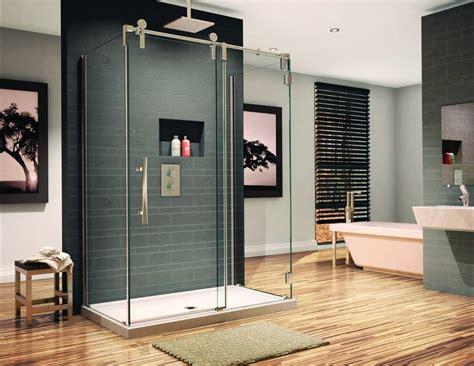 Alternatives To Glass Shower Doors Shower Door Alternatives Bathroom Contemporary With 12 Wall Tiles Custom Beeyoutifullife