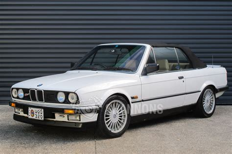 sold bmw  alpina enhanced convertible auctions
