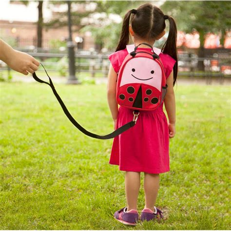 Skiphop Zoo Let Mini Backpack With Rein Bee skip hop zoo let mini backpack with rein ladybug babyonline