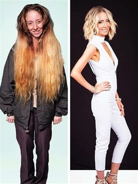 long hair makeovers over 50 this extreme hair makeover will make your jaw drop allure