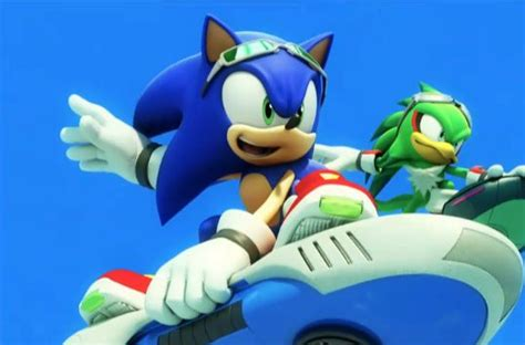 sonic painting free sonic free riders by brianamcginnis on deviantart