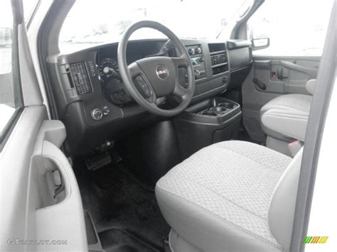 Interior Be by 2012 Gmc Savana Cutaway 3500 Commercial Moving Truck