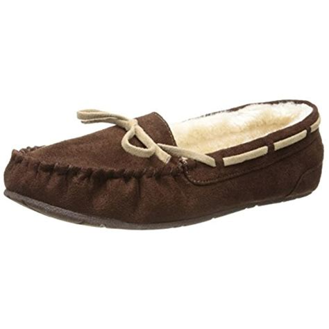 flat boat shoes unionbay 7662 womens yum faux suede loafers flat boat