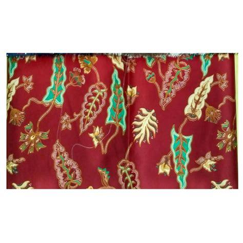 Kain Batik Semi Exlusive kain batik semi suro777 suro fashion batik indonesia