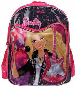 Buy barbie rockstar pink school bag 14 inches online in india best