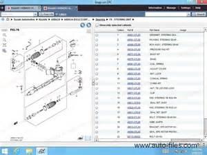 Suzuki Parts Catalog Suzuki Worldwide Epc5 2013 Spare Parts Catalog
