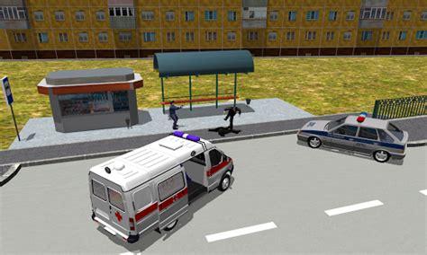Lu Mobil Ambulance ambulance simulator 3d play softwares